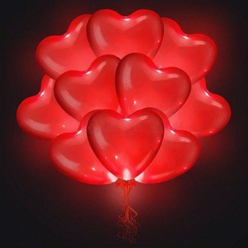 Шар - Светящиеся Сердце