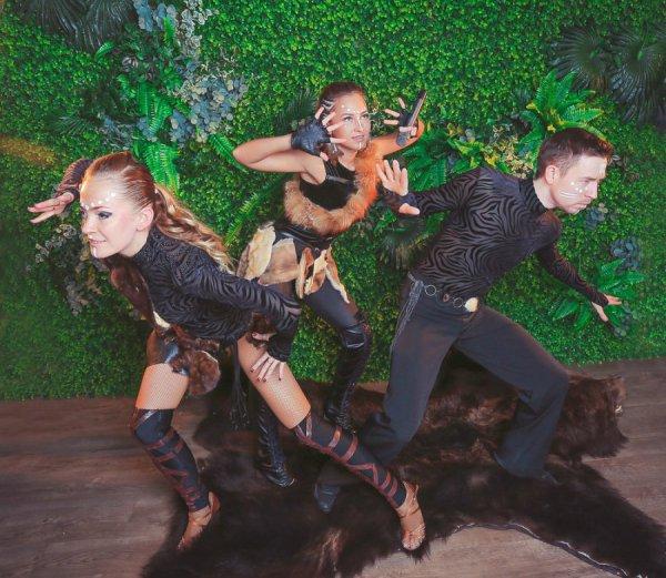 Шоу балет с вокалом 1 блок