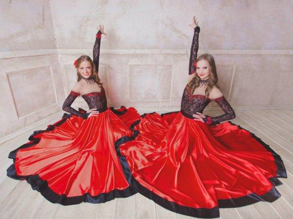 Шоу балет 2 чел.