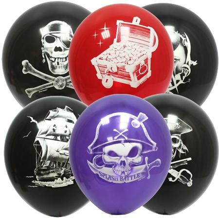 """шар """"Пиратская Вечеринка"""""""