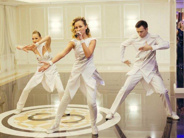 Шоу балет с вокалом 12 номеров